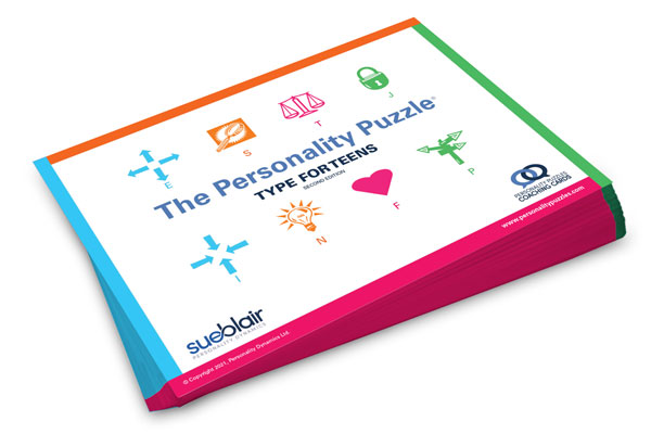 Personality Puzzles - Type for Teens